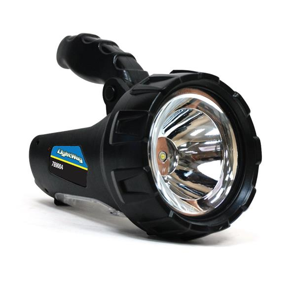 LightWay Toolway Rechargeable LED Spotlight