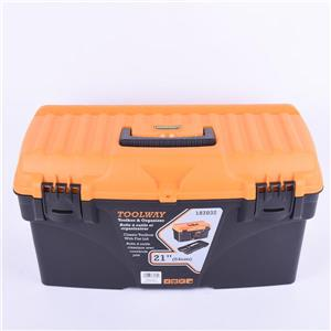 Classic Toolbox with Flat Lid - 21