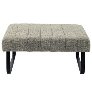 "!nspire Fabric Cocktail Ottoman/Pouf - Camel blend - 36"" x 36"""