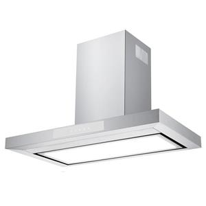 "Chambers T-Shape Wall Mounted Range Hood - 30"" - S. Steel"