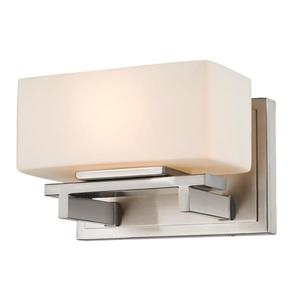Z-Lite Kaleb 1-Light Wall Sconce - Brushed Nickel