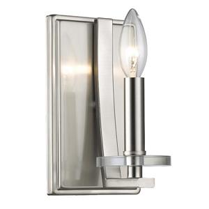 Z-Lite Verona 1-Light Wall Sconce - Brushed Nickel