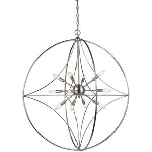Cortez 12-Light Pendant - 36