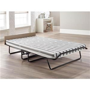 Jay-be Supreme Folding Bed with Airflow Mattress, Double