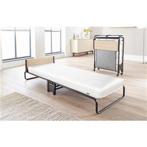 Jay-be Revolution Folding Bed with Memory Foam Mattress, Single