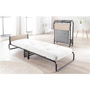 Jay-be Revolution Folding Bed with Pocket Sprung Mattress, Single