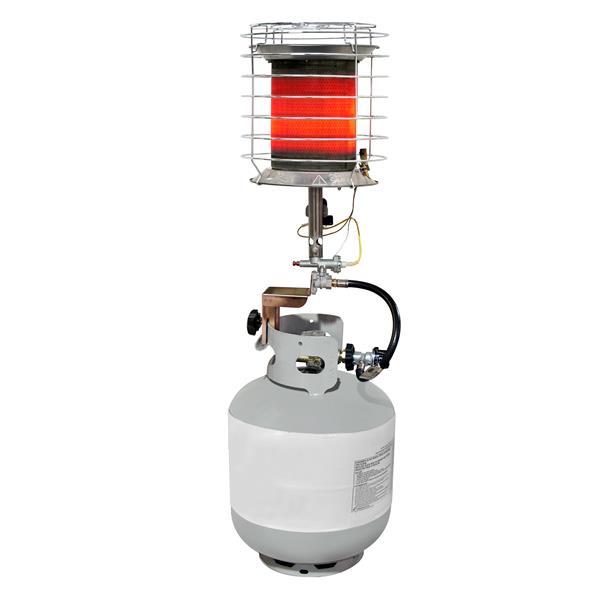 Radiateur avec réservoir 360° de PL de 40K Dyna-Glo TT360DG