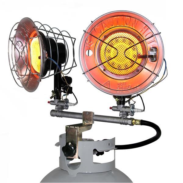 Radiateur avec réservoir de PL de 30K Dyna-Glo TT30CDGP