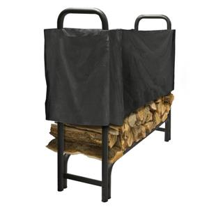 Pleasant Hearth Heavy Duty Canvas Half Cover - 4 ft.
