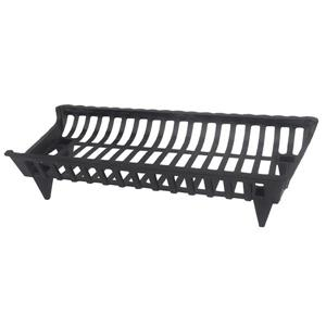 Pleasant Hearth CG30 Cast Iron Grate - 30-in