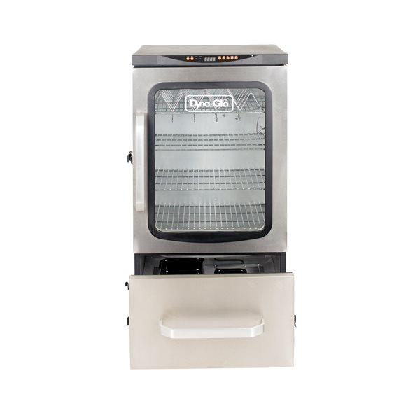 "Dyna-Glo Two Door Digital Bluetooth Electric Smoker - 40"""