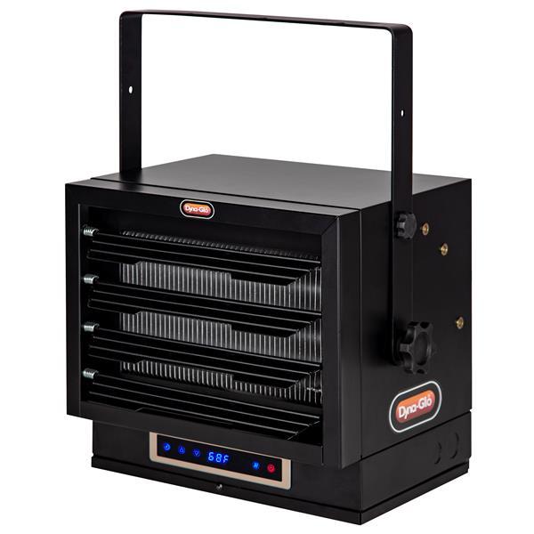 Dyna-Glo Dual Heat 7500-W Electric Garage Heater - Remote