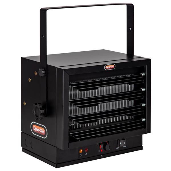 Dyna-Glo Garage Heater - 240V 7500W - 750 sq.ft.