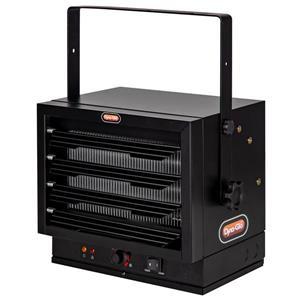 Radiateur Dyna-Glo de garage, 240 V et 7500 W, 750 pi.ca