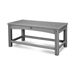 Trex Rockport Club Outdoor Coffee Table - Grey
