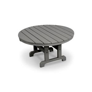 Cape Cod Round Conversation Table - 36