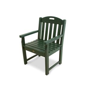 Trex Yacht Club Garden Arm Chair - Green