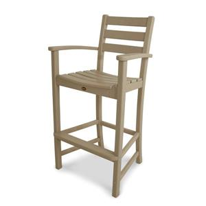 Trex Monterey Bay Bar Arm Chair - Tan