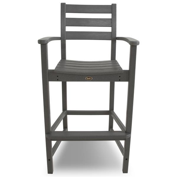 Trex Monterey Bay Bar Arm Chair - Grey