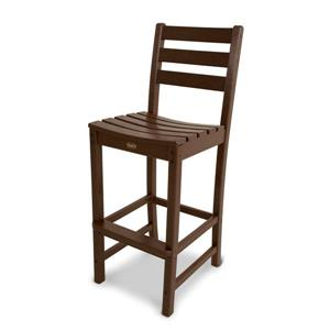 Trex Monterey Bay Bar Side Chair - Brown