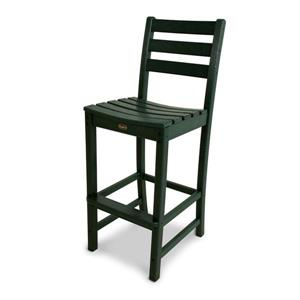 Trex Monterey Bay Bar Side Chair - Green