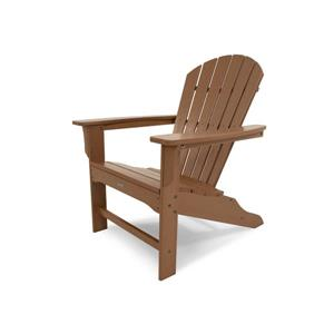 Yacht Club Adirondack Chair - Brown