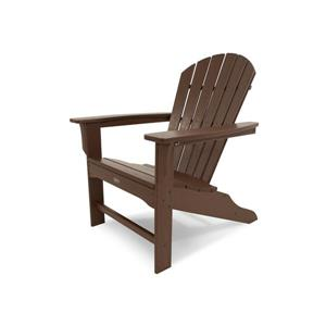 Yacht Club Adirondack Chair - Brown