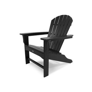 Trex Yacht Club Adirondack Chair - Black