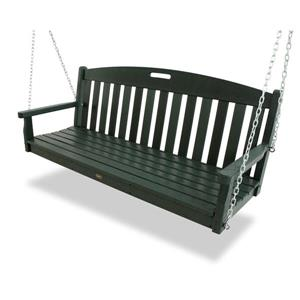 Trex Yacht Club Swing Set - Green