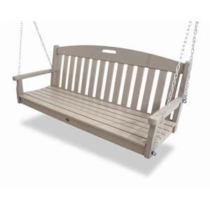 Trex Yacht Club Swing Set - Tan