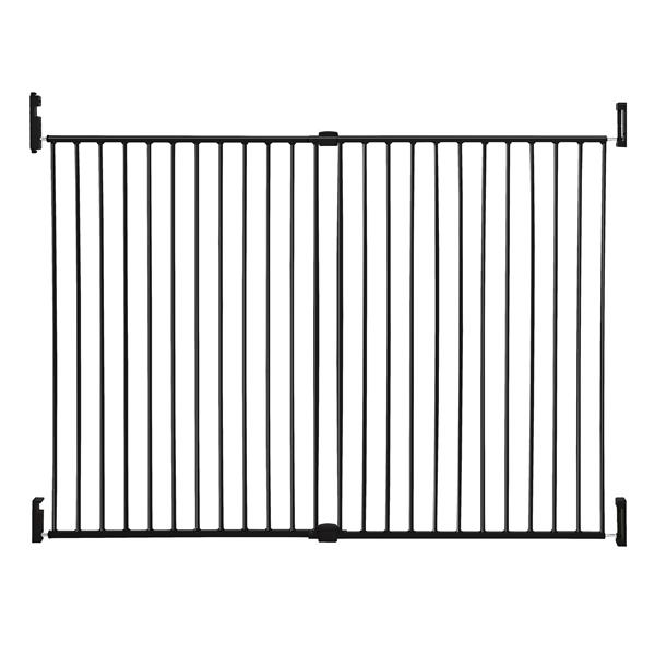 Dreambaby® Safety Gate Broadway Xtra-Wide® - Black