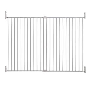 Dreambaby® Broadway Xtra-Wide®  Safetu gate for Child - White