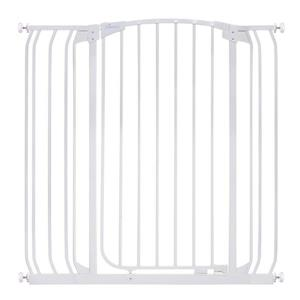 Dreambaby® Chelsea Xtra-Tall Auto-Close Security Gate White