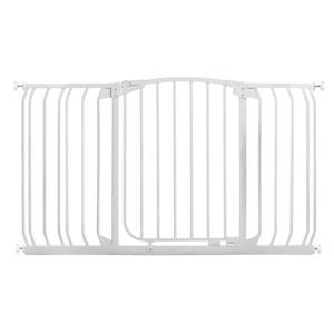 Dreambaby® Chelsea Xtra-Wide Hallway Auto-Close Safety Gate - White