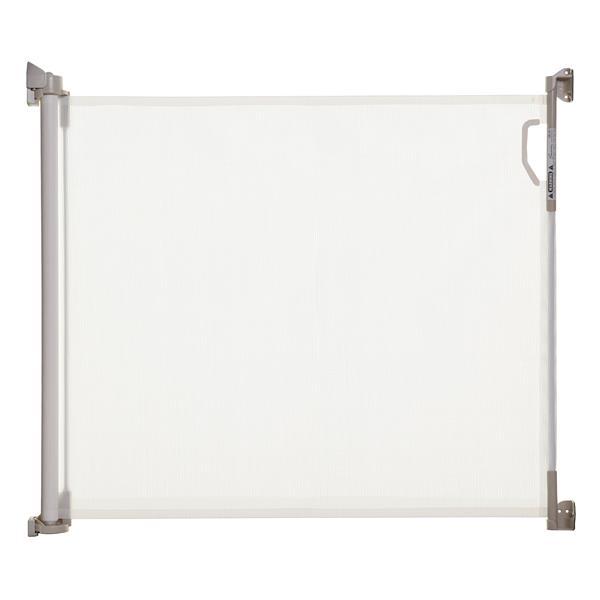 Dreambaby® Indoor/Outdoor Retractable Gate - White