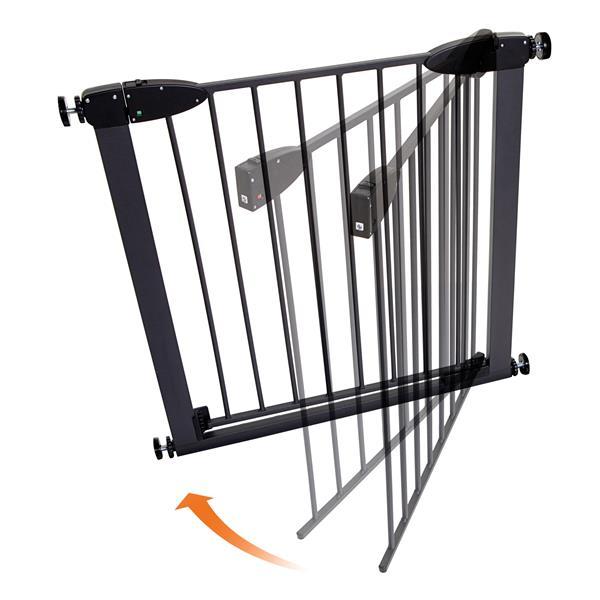 Dreambaby® Boston Magnetic Auto-Close Security Gate - Black