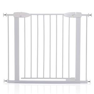 Barrière de sécurité Boston de Dreambaby®, blanc