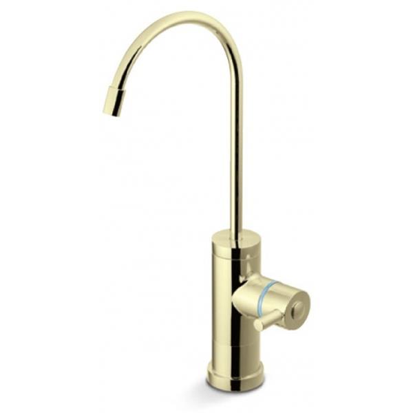 Rainfresh Contemporary Water Faucet - Polished Bronze