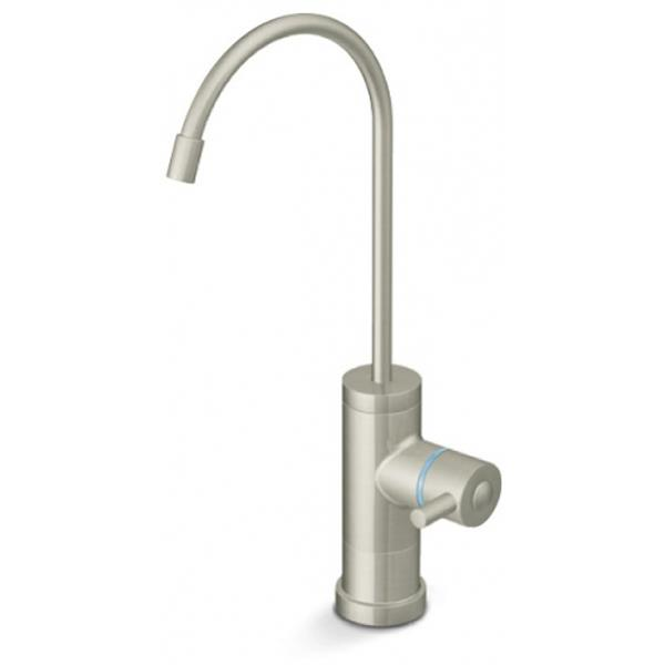 Rainfresh Contemporary Water Faucet - Brushed Stainless