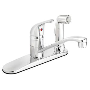 Belanger Kitchen Sink Faucet with Swivel Spout