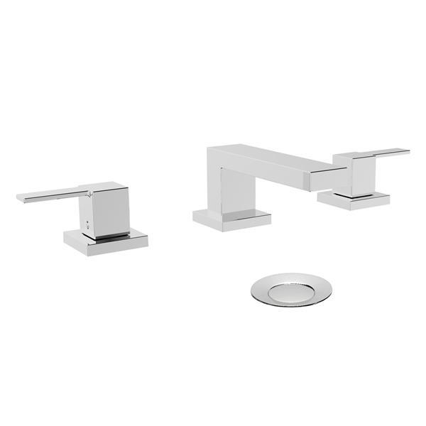 Belanger Lavatory Sink Faucet - Presto  Drain - Polished Chrome