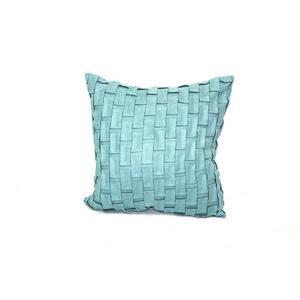 Urban Loft by Westex Woven Bricks Decorative Cushion - 20-in x 20-in - Multicoloured