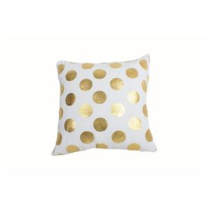 Urban Loft by Westex Dots Large Decorative Cushion - 18-in x 18-in - Multicoloured