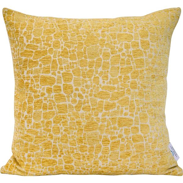 Urban Loft by Westex Baby Giraffe Decorative Cushion - 20-in x 20-in x 4-in - Yellow