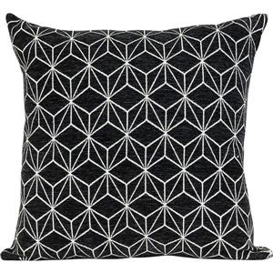 Urban Loft by Westex Spider Decorative Cushion - 20-in x 20-in x 4-in - Black