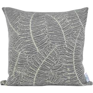 Urban Loft by Westex Fern Decorative Cushion - 20-in x 20-in x 4-in - Multicoloured