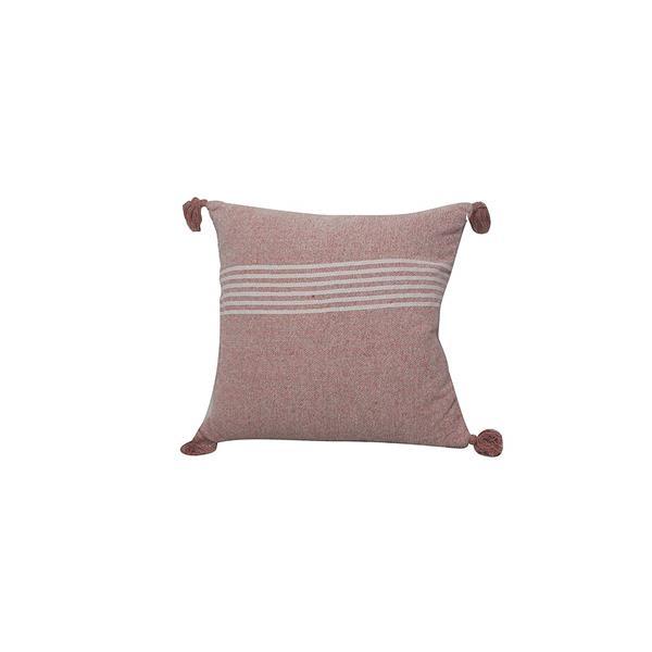 Urban Loft by Westex Heathered Decorative Cushion - 20-in x 20-in- Multicoloured