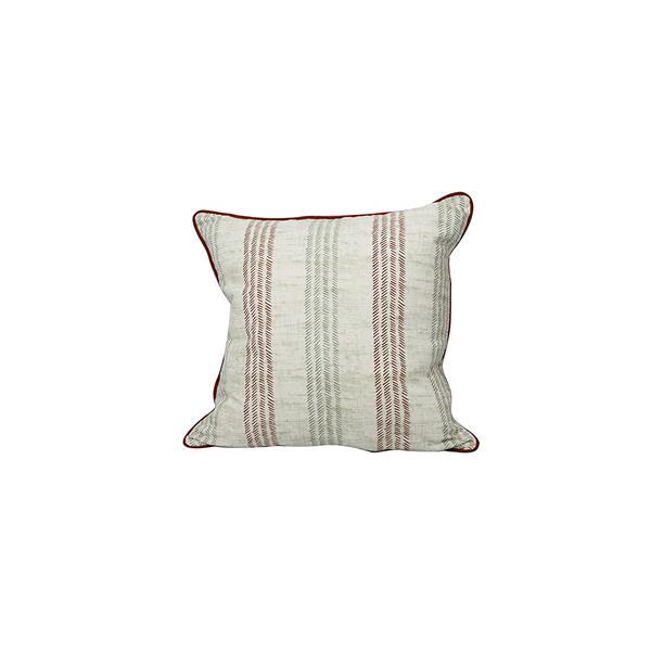 Urban Loft by Westex Broken Decorative Cushion - 20-in x 20-in - Multicoloured