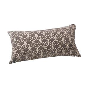 Urban Loft by Westex Spider Decorative Cushion - 14-in x 26-in - Grey