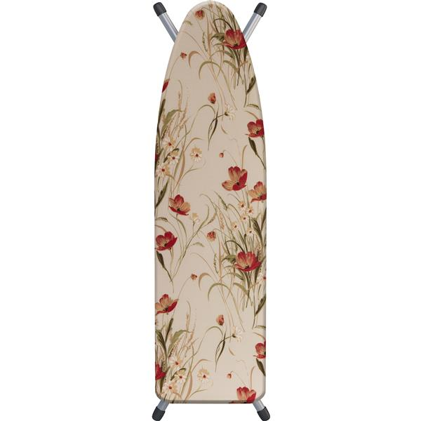 Laundry Solutions by Westex Thick Ironing Board Cover - 4-Layers - Poppy